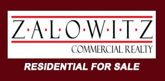 Zalowitz Residential for sale