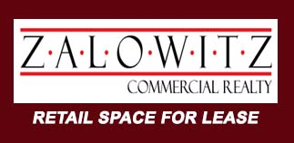 Zalowitz Retail space for lease