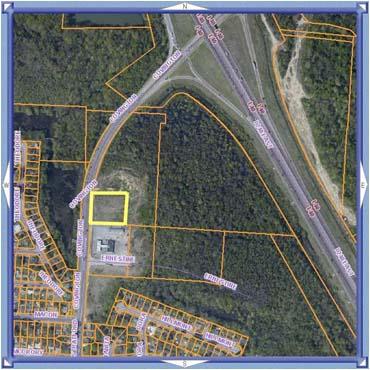 Covington Pike South of I-40