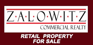 Zalowitz Retail Property for Sale